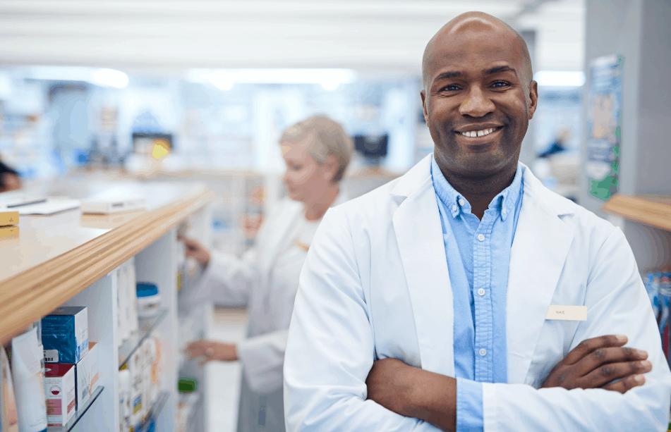 pharmacist owner