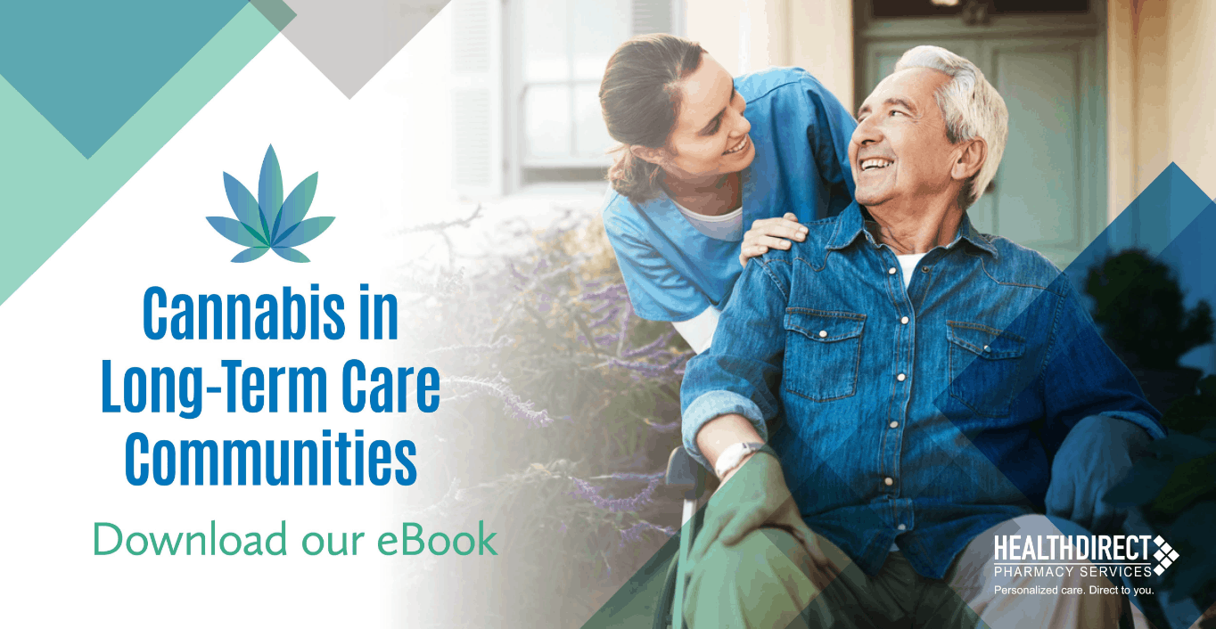 cannabis in long-term care communities - download our ebook